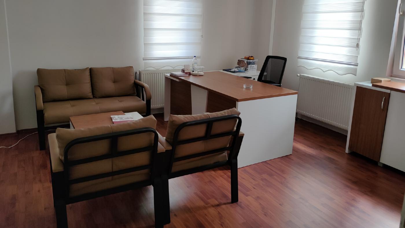 RiseTime Ofisi Danışman Odası