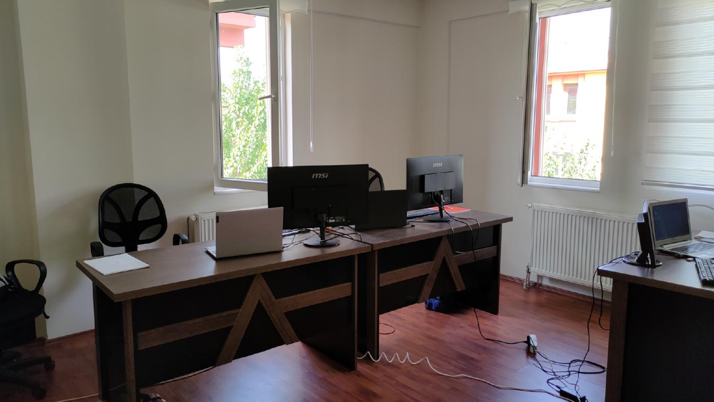 RiseTime Ofisi Mühendis Odası